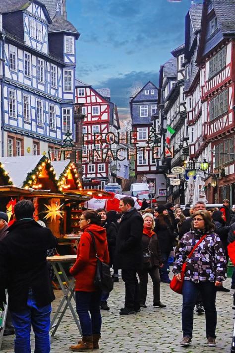 Giáng Sinh in Deutschland